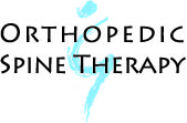 Orthopedic Spine Therapy Logo
